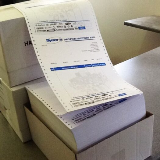 Continuous Computer Stationery Printers