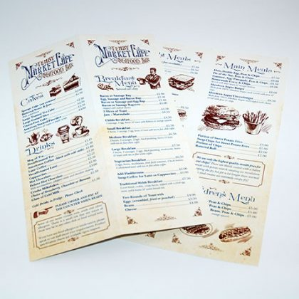 Short_run_menu_printers_in_Pembrokeshire