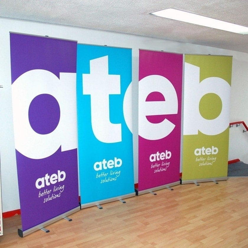 Sign and Roller Banners Printers in Pembrokeshire Tenby Narberth Haverfordwest