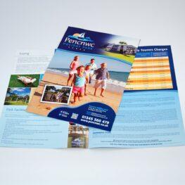 Brochure printers in Pembrokeshire