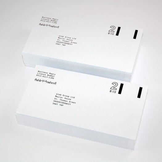 Envelope printers in Pembrokeshire