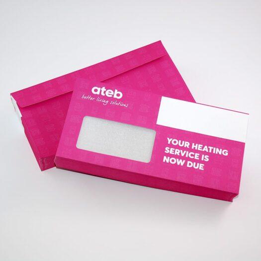 Envelope printers Pembrokeshire