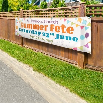 Roller banner printers Pembrokeshire Tenby Narberth Haverfordwest