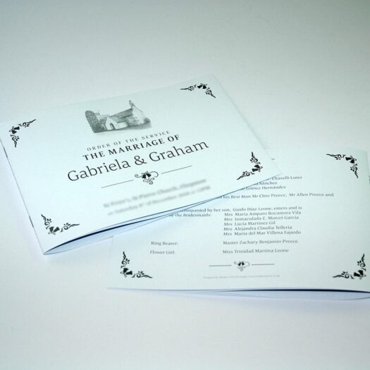 Booklet printers Pembrokeshire Tenby Narberth Haverfordwest