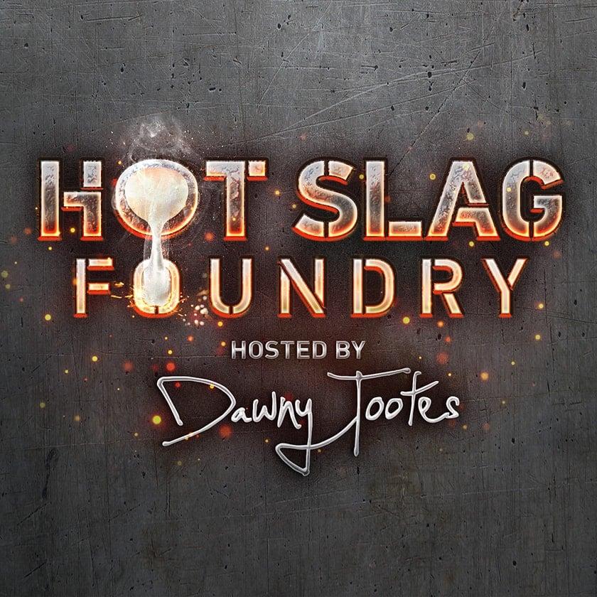Hot Slag Foundry Website Designed In PembrokeshireWeb Design Case Study