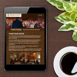 Website hosting Pembrokeshire Wales