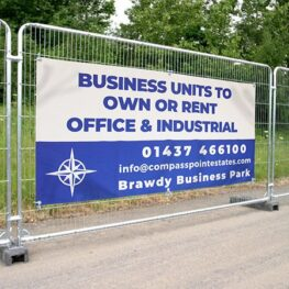 Banner makers pembrokeshire Tenby Narberth Haverfordwest