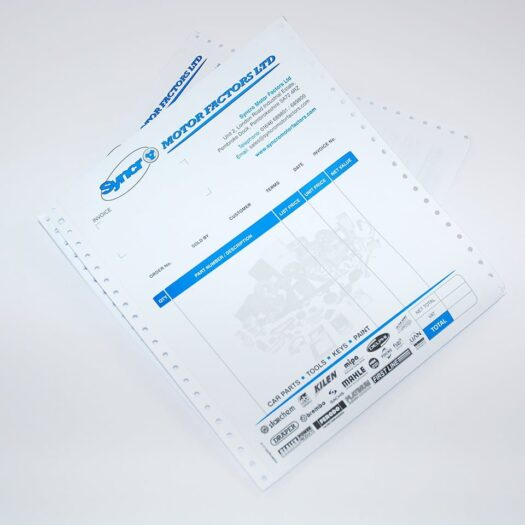 Continuous Computer Stationery Printers Pembrokeshire