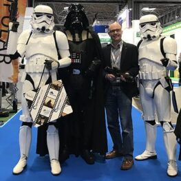 Sign and Digital Printing Show in Birminghams NEC