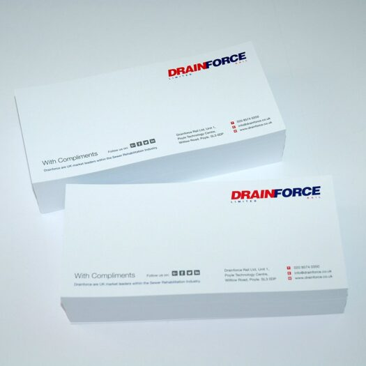 compliment slip printers Tenby Narberth Haverfordwest