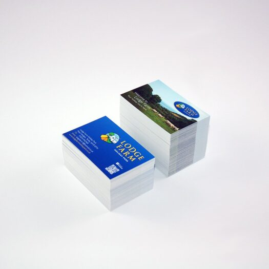 Business card designers Pembrokeshire tenby narberth