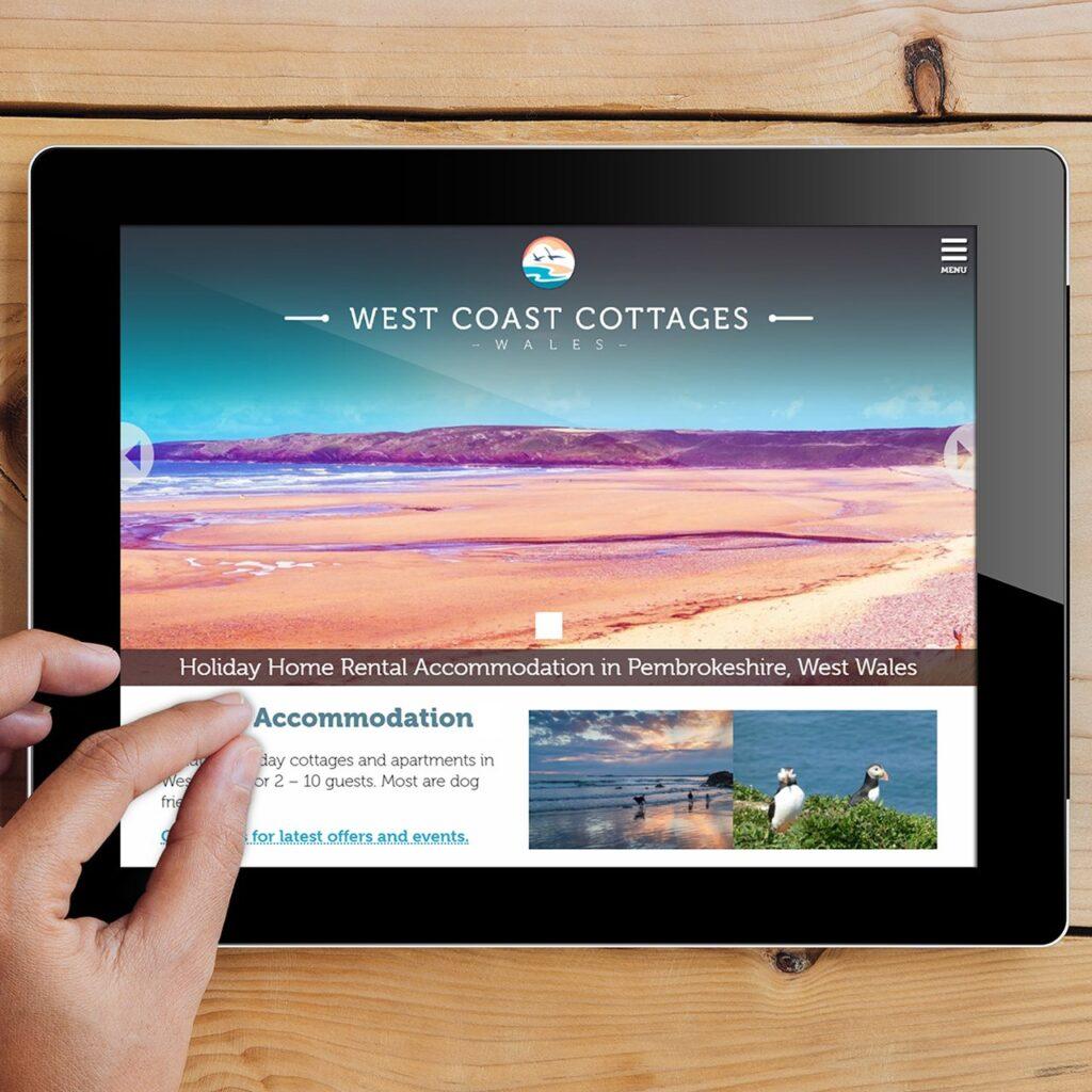 Web designers Milford Haven Pembrokeshire Tenby