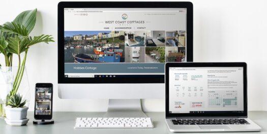Web designers Tenby Pembrokeshire