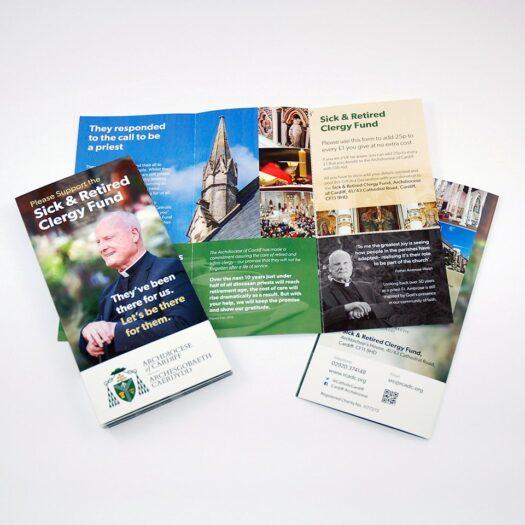 Leaflet designers Pembrokeshire Tenby Haverfordwest Narberth