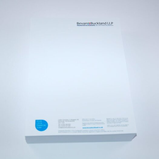 Letterhead designers Pembrokeshire Tenby Narberth Havaerfordwest