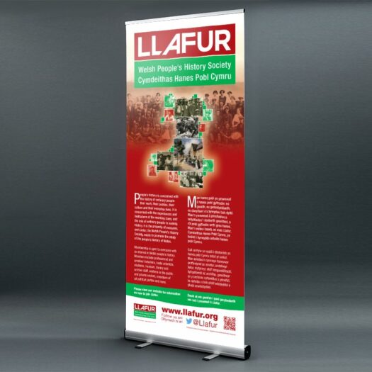 Roller Banner makers Pembrokeshire Tenby Narberth Havefordwest