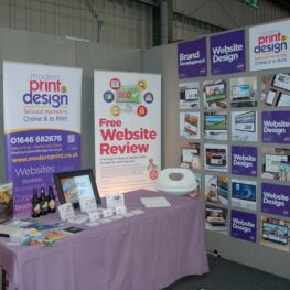 Supplier to Buyer Exhabition Haverfordwest Pembrokeshire