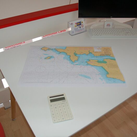 Plan printing Pembrokeshire tenby narbeth haverfordwest