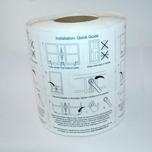 Label printers Pembrokeshire tenby narbeth Haverfordwest