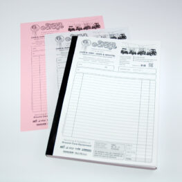 custom carbon invoices