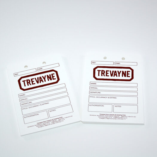 Strung tag printers Pembrokeshire tenby Narberth Haverfordwest