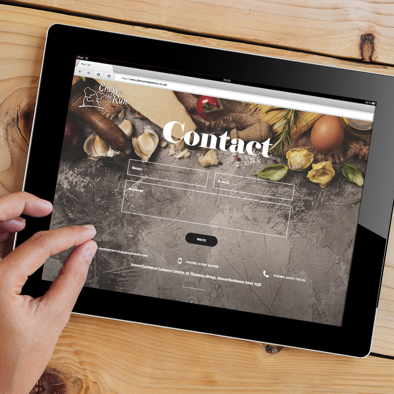 Website designers in Pembrokeshire Haverfordwest Tenby Narberth