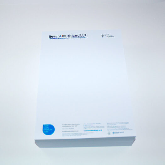 Letterhead printers Pembrokeshire Narberth Haverfordwest Tenby Narberth