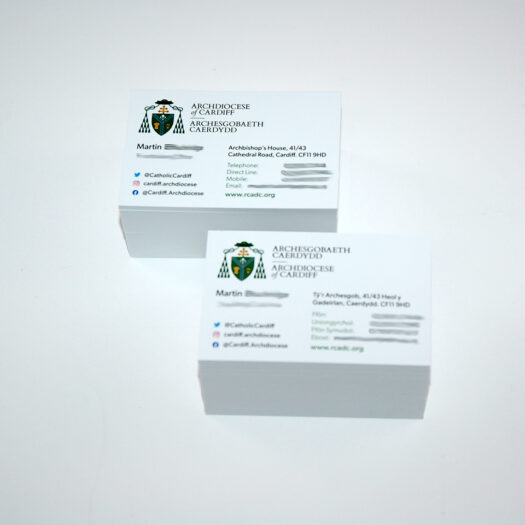 Business card designers Pembrokeshire Narberth Haverfordwest Tenby Narberth