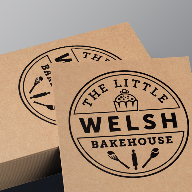 Corporate Branding in Pembrokeshire for The Little Welsh Bakery Corporate Branding Case Study