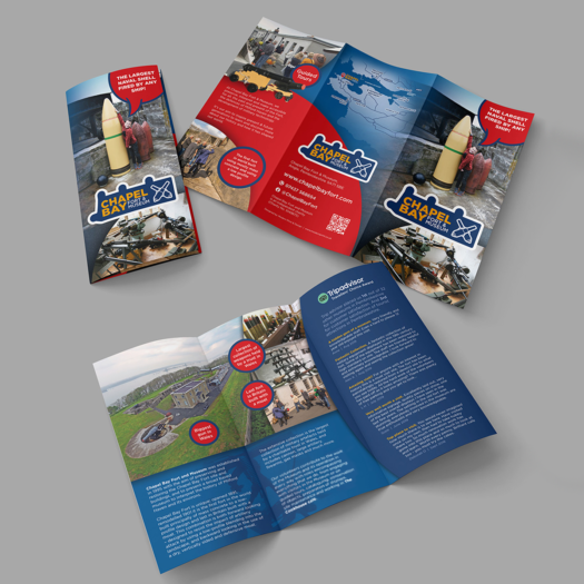 Leaflet designers in Pembrokeshire Tenby Narberth Haverfordwest