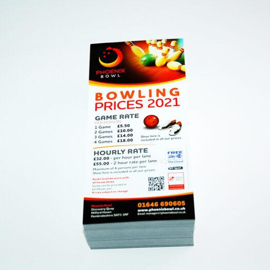 Brochure & Leaflet designers Pembrokeshire Tenby Narberth Haverfordwest
