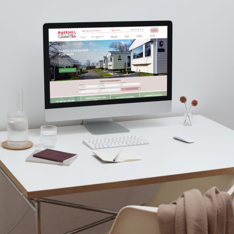 website designers in Pembrokeshire Tenby Narberth Haverfordwest