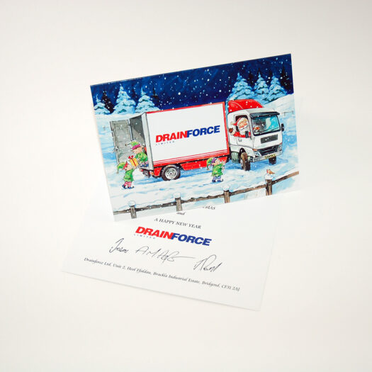 Greeting & Christmas Card Printers in Pembrokeshire Tenby Haverfordwest Narberth