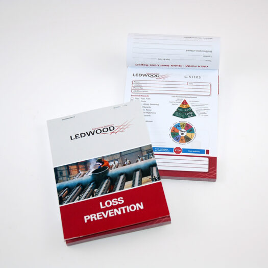 Custom invoice book printers Pembrokeshire tenby narberth haverfordwest