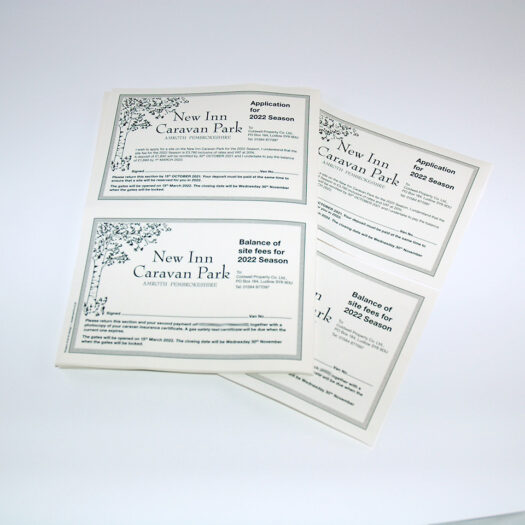 Custom-invoice-book-printers-in-Pembrokeshire-tenby-narberth-Haverfordwest